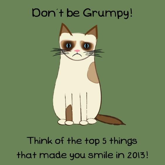 Don't Be Grumpy