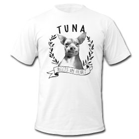 Tuna Melts My Heart TShirt