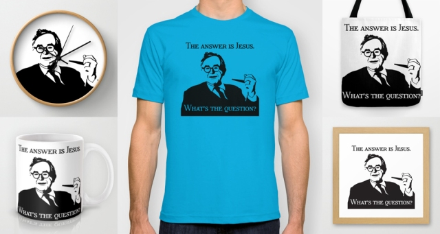 Karl Barth Merchandise