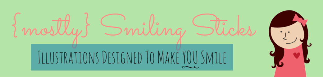 Freebie Friday: Seed Envelope Template | {mostly} Smiling Sticks
